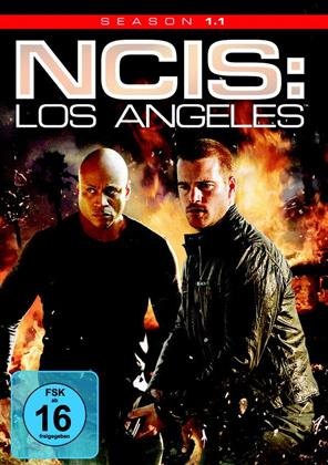 NCIS - Los Angeles - Staffel 1.1 (Repack) (3 DVDs)