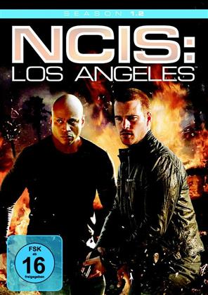 NCIS - Los Angeles - Staffel 1.2 (Repack) (3 DVDs)