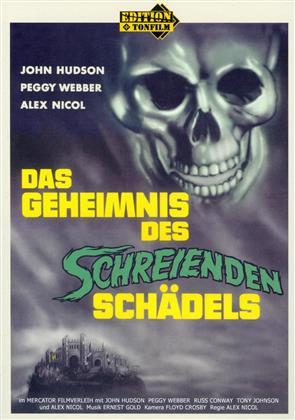 Das Geheimnis des schreienden Schädels (1958) (Edition Tonfilm, Limited Edition, Uncut)