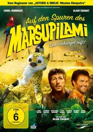 Auf den Spuren des Marsupilami (2012)