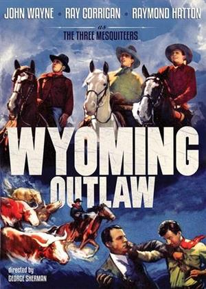 Wyoming Outlaw (s/w, Remastered)
