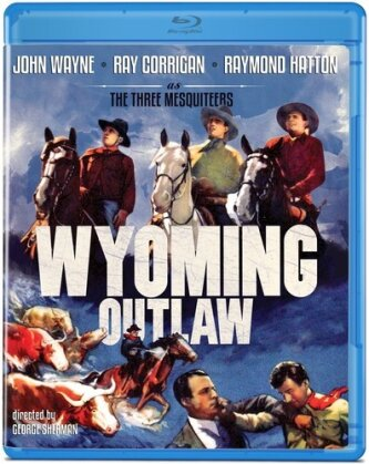 Wyoming Outlaw - Wyoming Outlaw / (B&W Rmst) (Remastered)