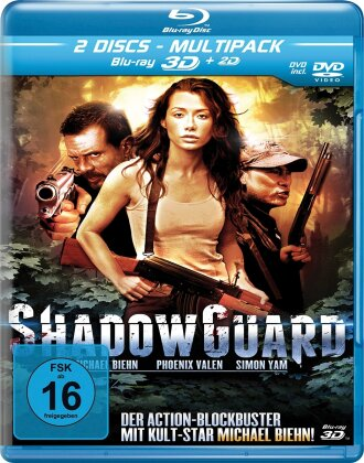 Shadowguard - (Multibox Real 3D + 2D + DVD)