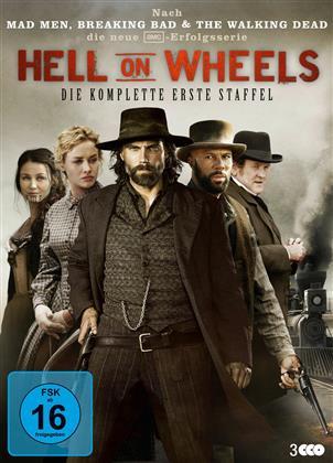 Hell on Wheels - Staffel 1 (3 DVDs)
