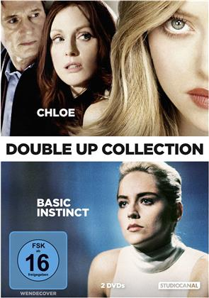 Chloe (2010) / Basic Instinct (Double Up Collection, 2 DVD)