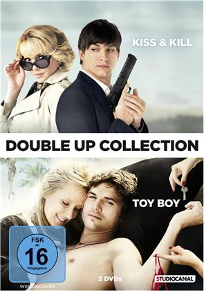 Killers (2010) / Toy boy (Double Up Collection, 2 DVDs)