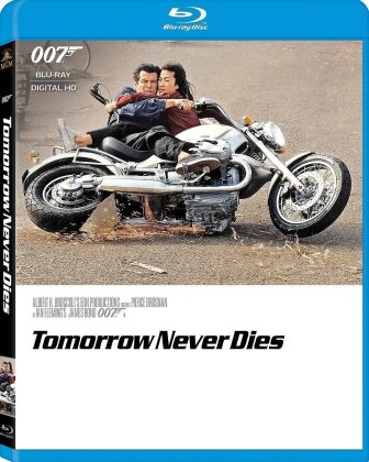 James Bond - Tomorrow Never Dies (1997)
