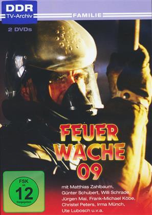 Feuerwache 09 (2 DVDs)