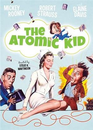 The Atomic Kid (1954) (s/w, Remastered)