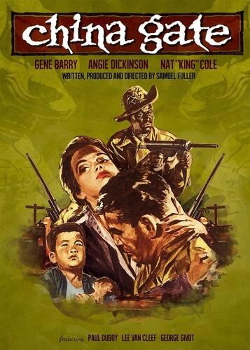 China Gate (1957) (n/b, Versione Rimasterizzata)