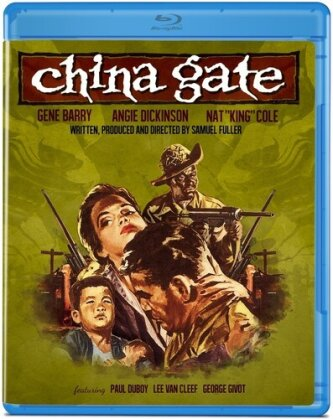 China Gate (1957) (s/w, Remastered)