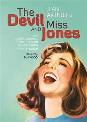 Devil & Miss Jones - Devil & Miss Jones / (B&W) (Remastered)