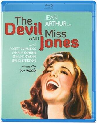 The Devil and Miss Jones (n/b, Versione Rimasterizzata)