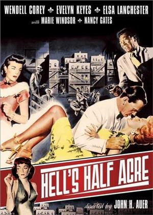 Hell's Half Acre (1954) (s/w, Remastered)