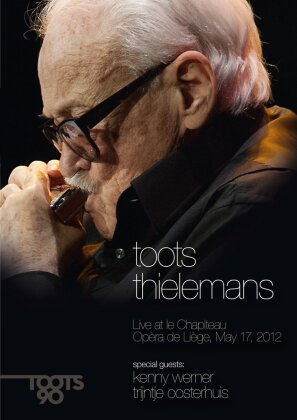 Thielemans Toots - Live at Le Chapiteau