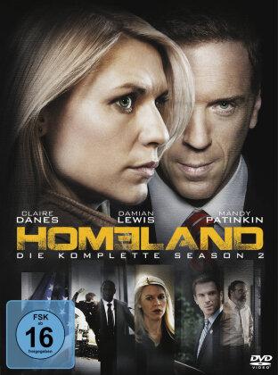 Homeland - Staffel 2 (4 DVDs)