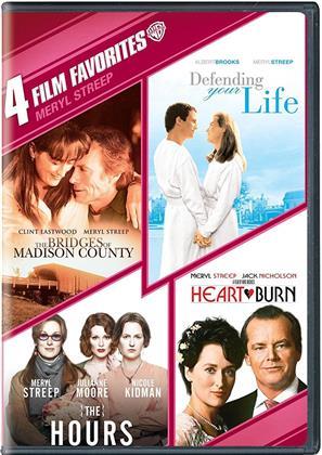 Meryl Streep - 4 Film Favorites (4 DVDs)