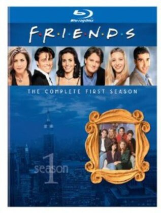 Friends - Season 1 (2 Blu-rays)