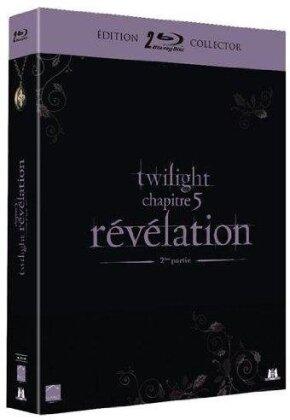 Twilight - Chapitre 5: Révélation - Partie 1 & 2 (2011) (Collector's Edition, 2 Blu-rays)