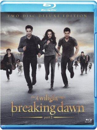 Twilight 4 - Breaking Dawn - Parte 2 (2011) (Edizione Deluxe Limitata, 2 Blu-ray)