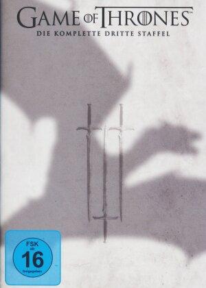 Game of Thrones - Staffel 3 (5 DVDs)