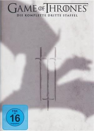 Game of Thrones - Staffel 3 (5 DVDs)