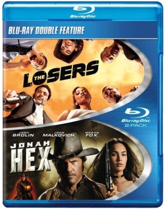 The Losers / Jonah Hex (Double Feature, 2 Blu-ray)