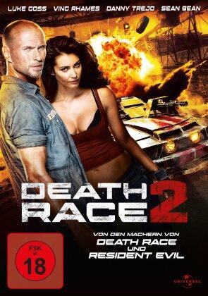 Death Race 2 - (FSK 18 - Version) (2010)