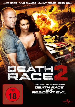 Death Race 2 - (FSK 18 - Version) (2010)