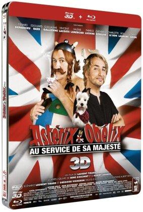 Astérix & Obélix - Au service de sa majesté (2012) (Steelbook)