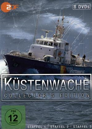 Küstenwache - Staffel 1-3 (Collector's Edition, 8 DVDs)