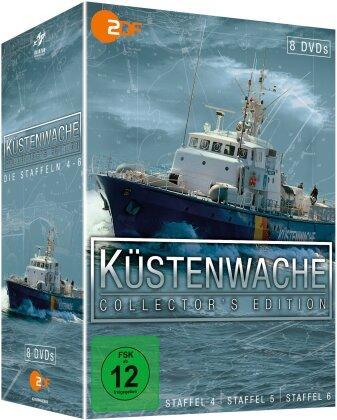 Küstenwache - Staffel 4-6 (Collector's Edition, 8 DVDs)