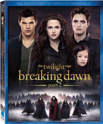 Twilight 4 - Breaking Dawn - Part 2 (2011)
