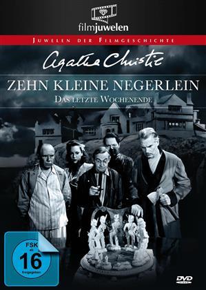 Agatha Christie - Zehn kleine Negerlein