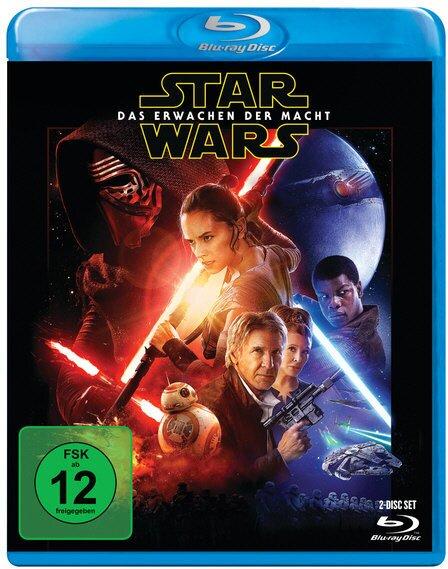 Star Wars - Episode 7 - Das Erwachen der Macht (2015) (2 Blu-ray)