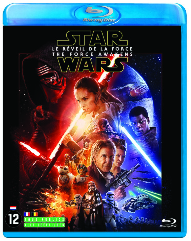 Star Wars - Episode 7 - Le Réveil de la Force (2015) (2 Blu-rays)