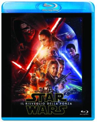 Star Wars - Episodio 7 - Il Risveglio della Forza (2015) (2 Blu-rays)