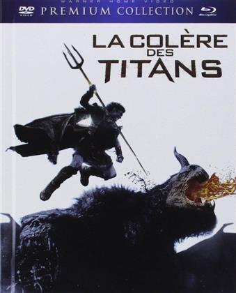 La Colère des Titans (2012) (Premium Edition, Blu-ray + DVD)