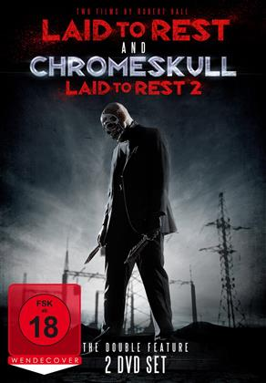 Laid to Rest / Chromeskull - Laid to Rest 2 (2 DVDs)