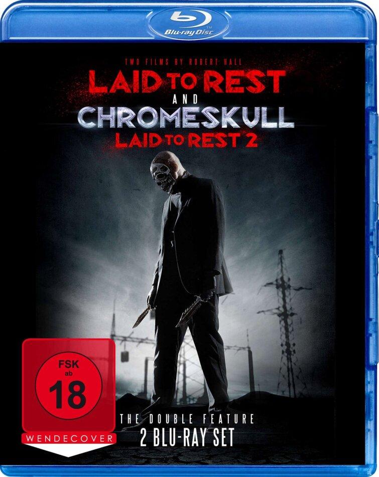 Laid to Rest / Chromeskull - Laid to Rest 2 (2 Blu-rays)