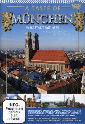 A Taste of München - Weltstadt mit Herz