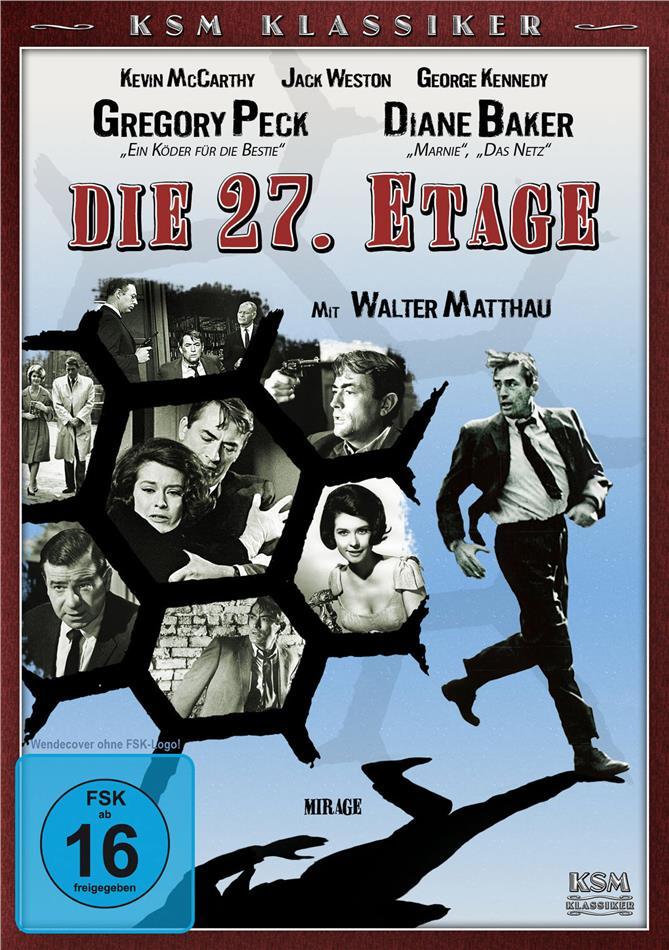 Die 27. Etage (1965) (KSM Klassiker)