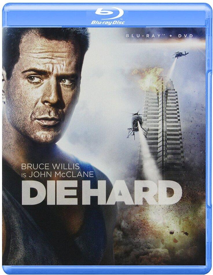 Die Hard (1988) (Blu-ray + DVD)