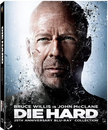 Die Hard 25Th Anniversary (Anniversary Edition, Collector's Edition, 5 Blu-rays)