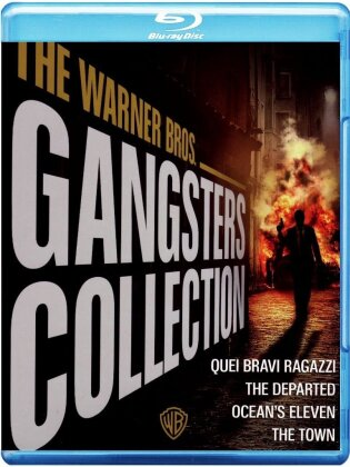 The Warner Bros Gangsters Collection (4 Blu-ray)
