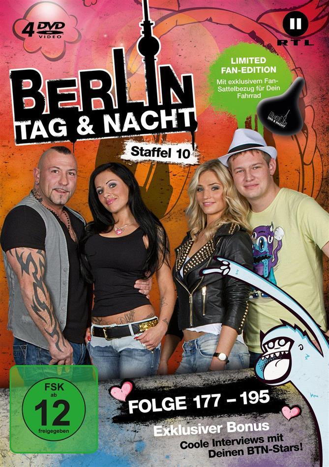 Berlin - Tag & Nacht - Staffel 10 (Fan Edition, Limited Edition, 4 DVDs)
