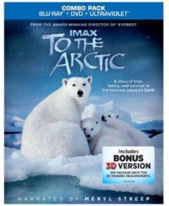 To the Arctic (2012) (Imax, Blu-ray 3D + Blu-ray + DVD)