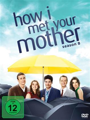 How I Met Your Mother - Staffel 8 (3 DVDs)
