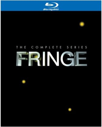 Fringe - The Complete Series (Gift Set, 20 Blu-rays)