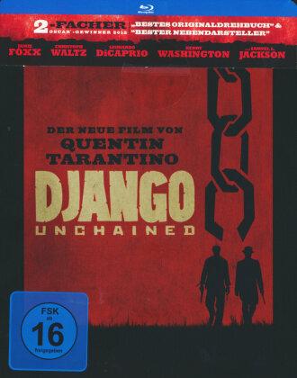 Django Unchained (2012) (Steelbook)